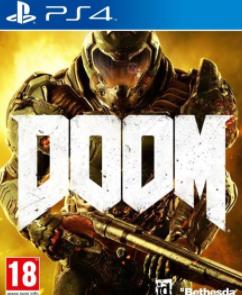 Doom PS 4
